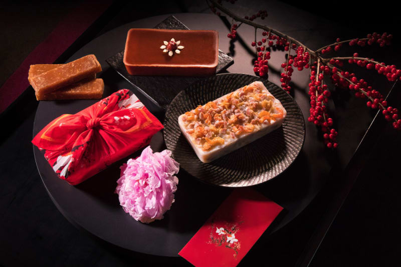 Eco-Chic Chinese New Year Puddings & Festive Feasts