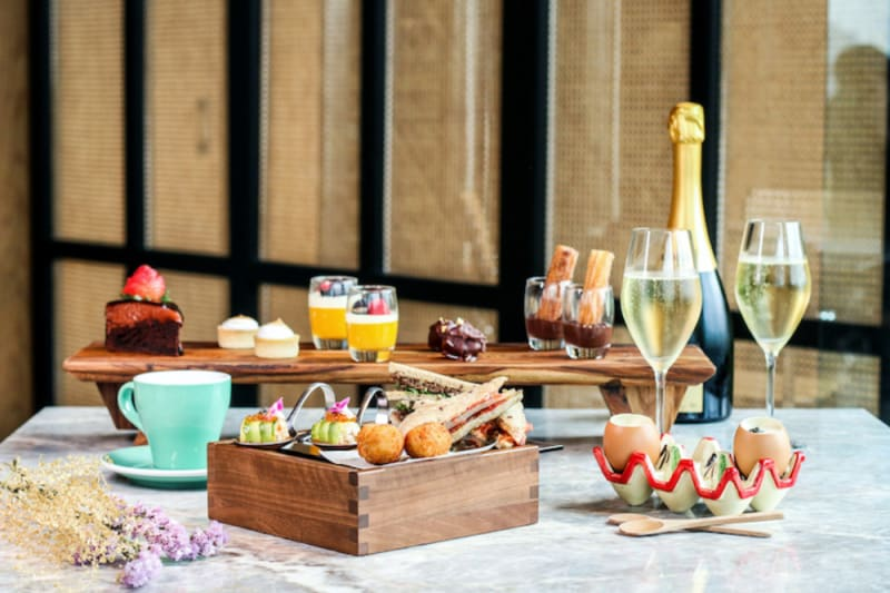 Top Afternoon Teas in Hong Kong: Spring 2019 Edition