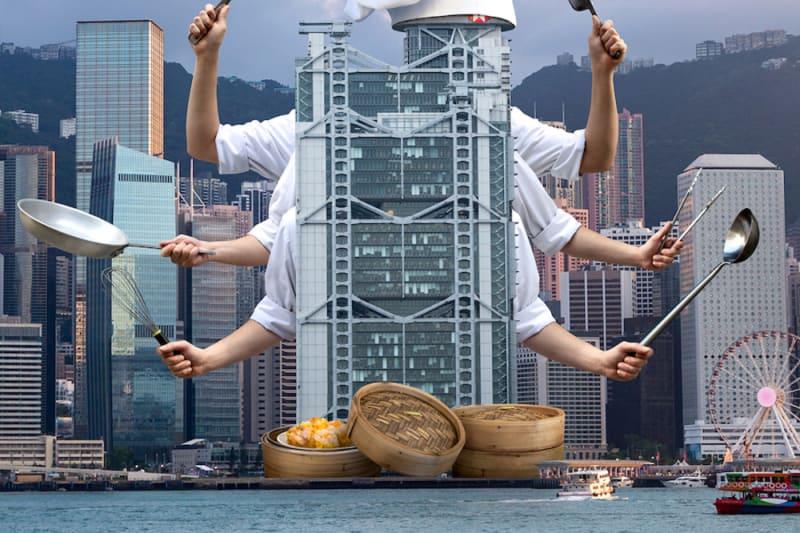 Sustainability at Taste of Hong Kong 2019