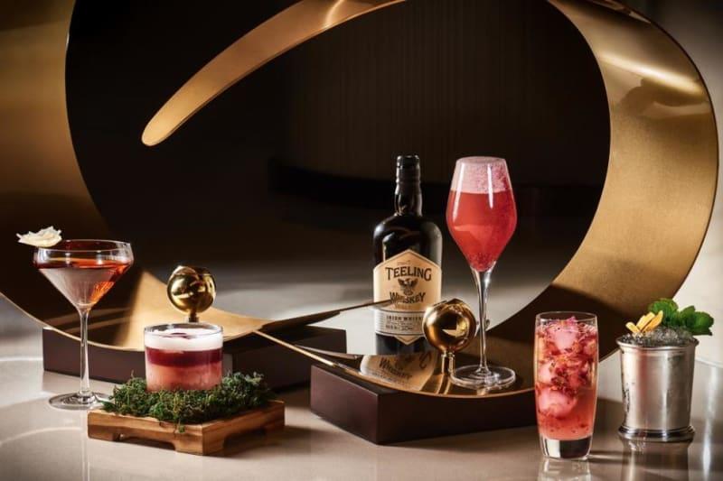 Teeling Whiskey Cocktails at InterContinental Hong Kong