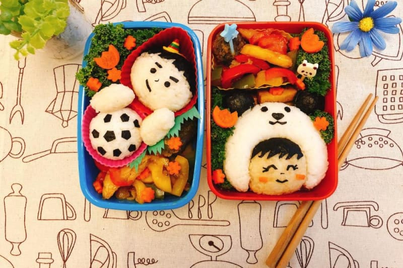 Foodie Family Bento Workshop