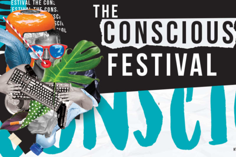 Conscious Festival by Green Is the New Black