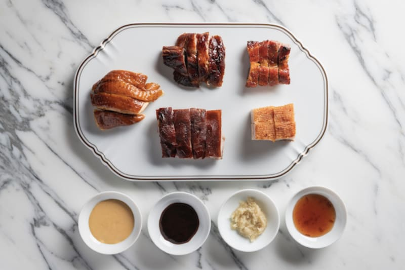 New Restaurant: Holt's Café at Rosewood Hong Kong | Foodie