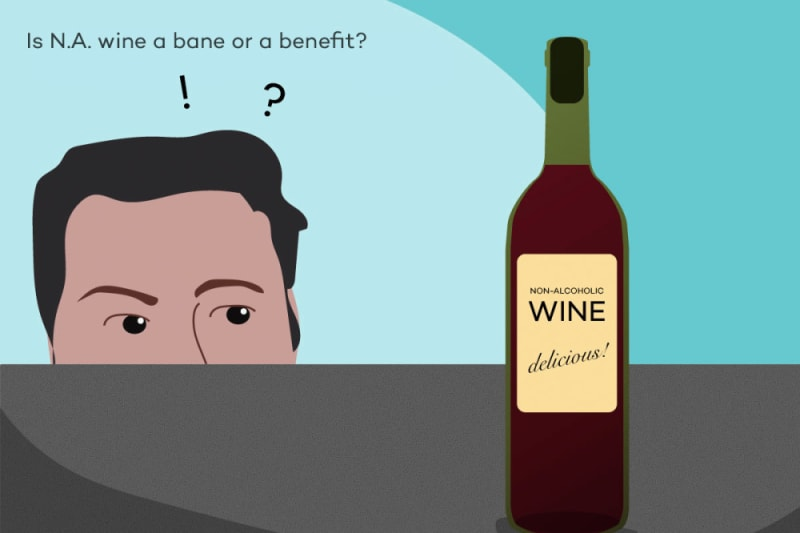 Rewriting Wine 101: Low-Alcohol and No-Alcohol Wine