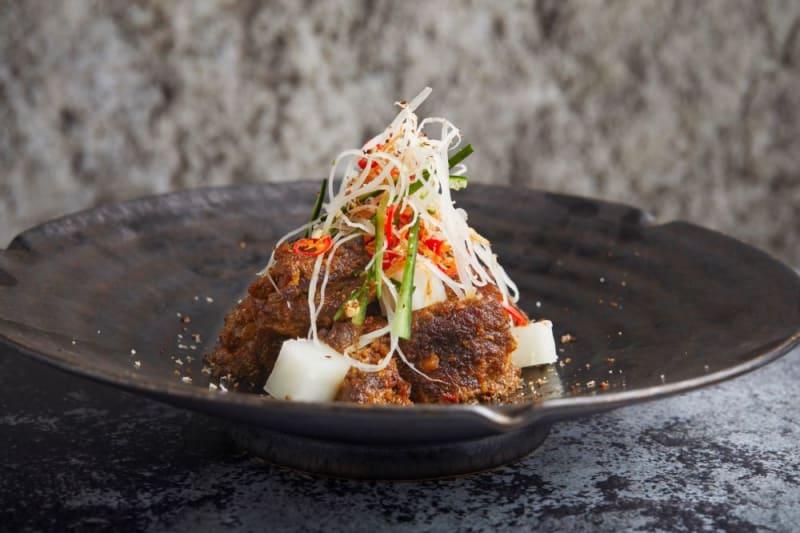 New Menu: A Feast at CÉ LA VI