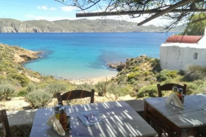 International Restaurant Review: Kiki's Tavern, Mykonos