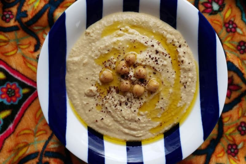 Mouth-watering Meze Recipe: Hummus