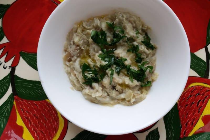 Mouth-watering Meze Recipe: Baba Ganoush