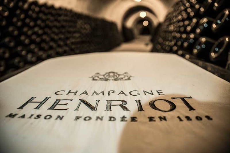 Rewriting Wine 101: Champagne Henriot