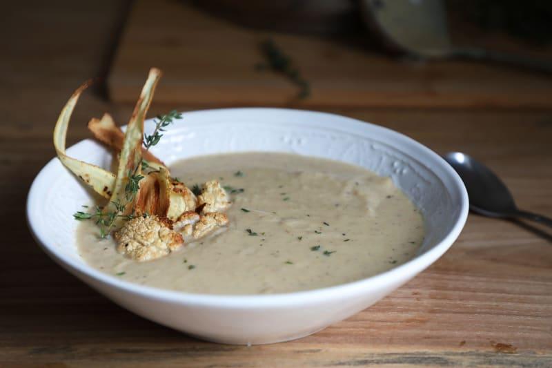 Recipe: Cauliflower and Parsnip Soup