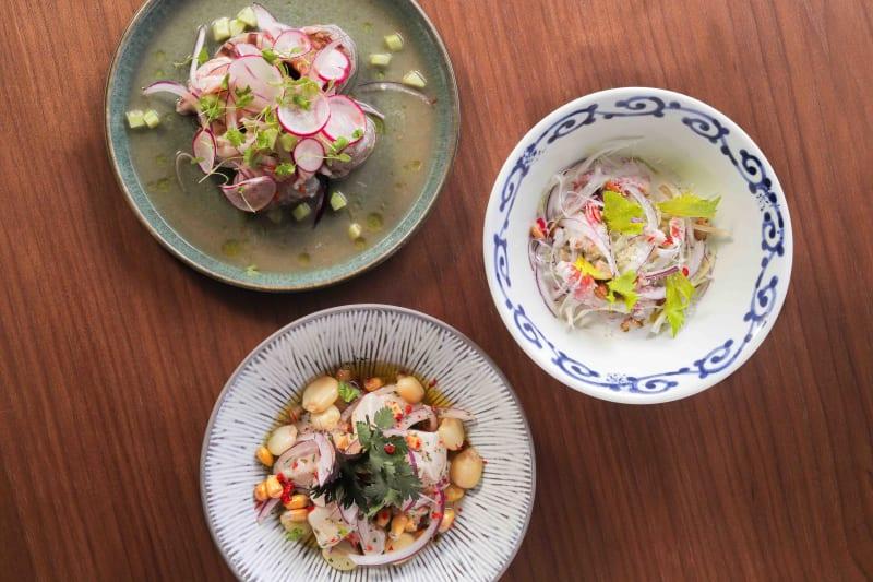 New Restaurant: Bayfare Social at Rosewood Hong Kong