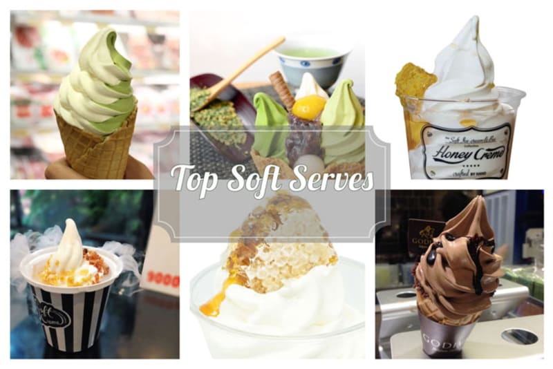 Top List – The Best Soft Serve Ice Cream in Hong Kong