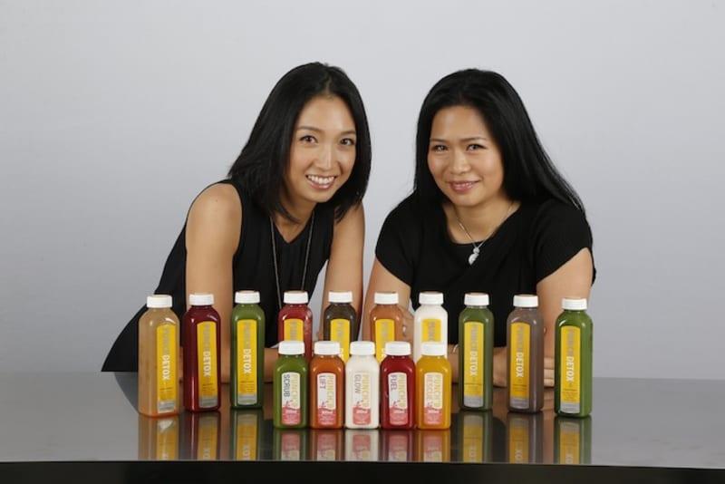 Hong Kong Juice Cleansing Day 1