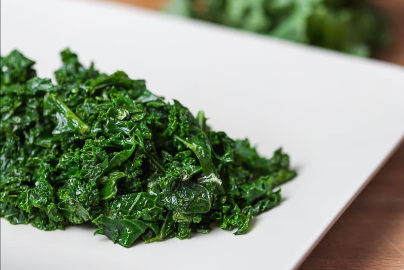 Ethiopian Eats - Kale Kitfo Recipe