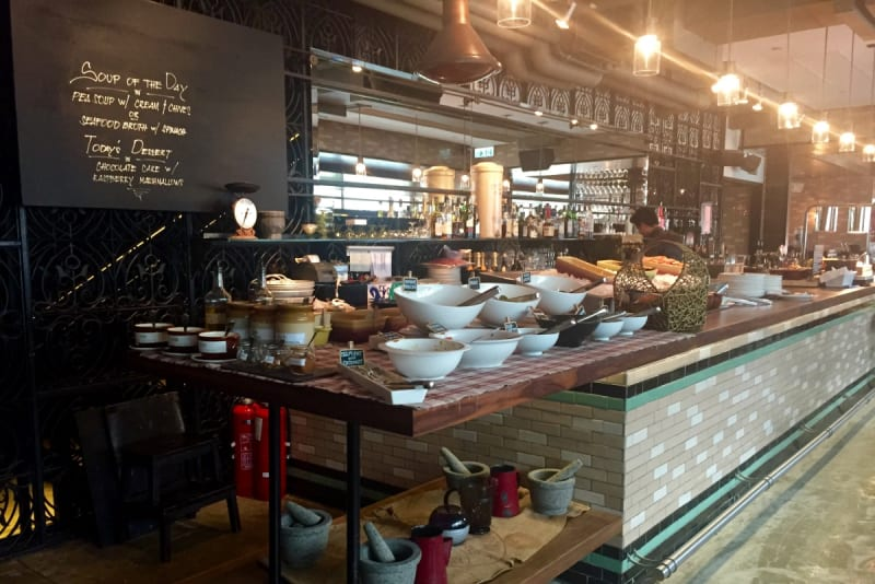 Weekday Lunch Bazaar At Lily & Bloom