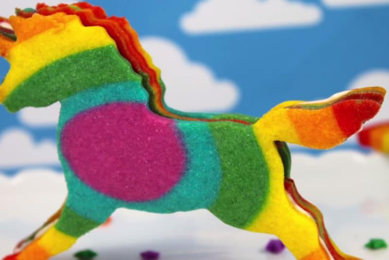 Rainbow Unicorn Cookies That Poop Stars?