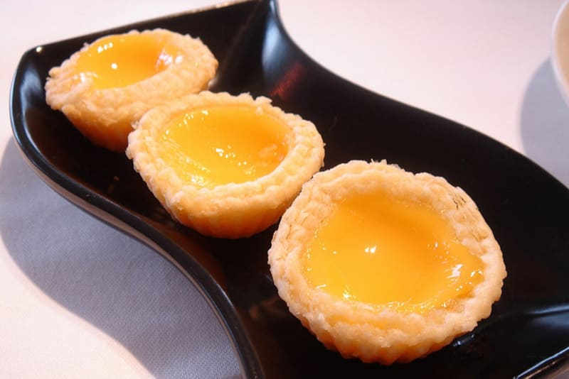 The Origins of Dan Taht (Egg Tarts)