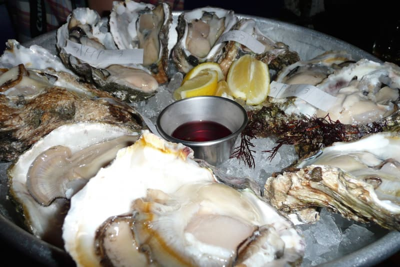 Quintessential Cocktails and Oysters