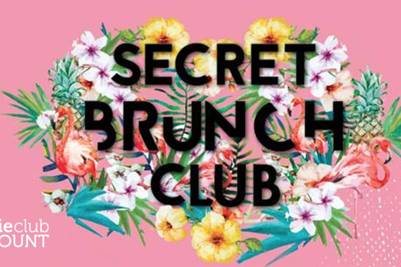 Hushup Secret Brunch Club