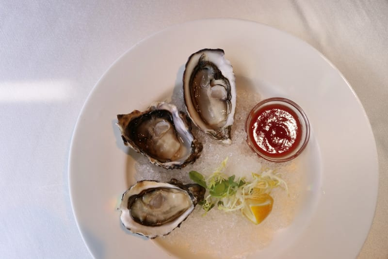 Ambrosia Oyster Bar & Grill: One of the Best Restaurants with a View