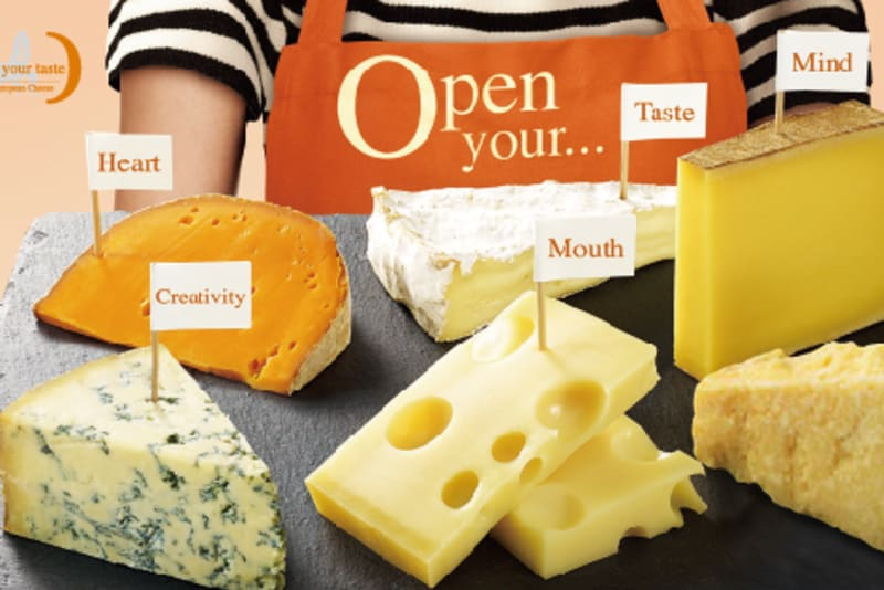 Cheese from Europe