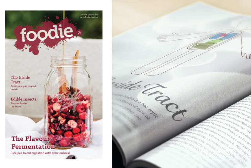 January 2016 Issue of Foodie Now Available!