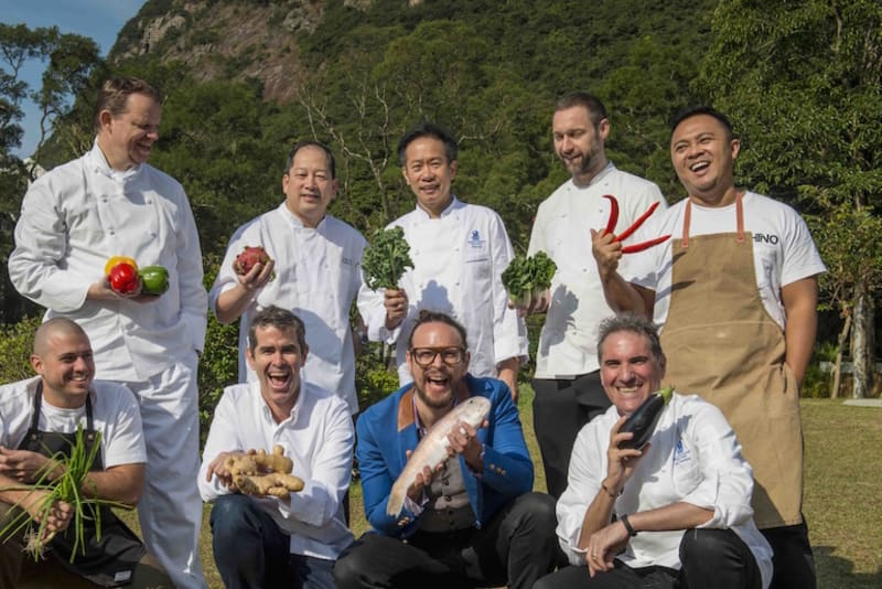 Exclusive Interviews with Chefs of Yardbird/Ronin and Aberdeen Street Social Ahead of Taste of Hong Kong