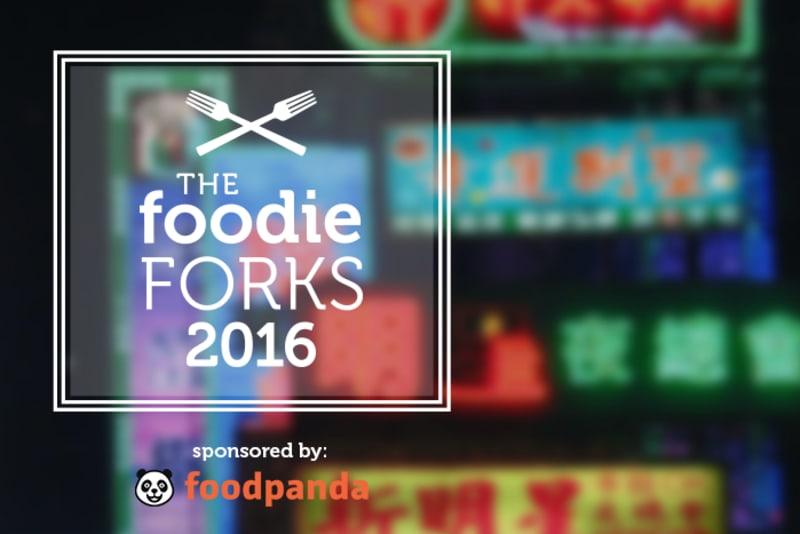 Foodie Forks Awards 2016 Winners!