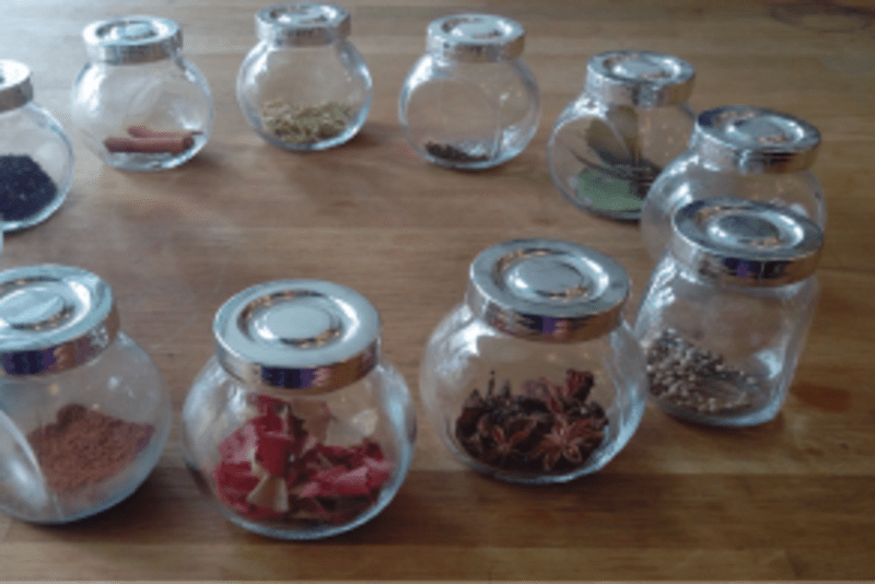 DIY 嗅覺訓練小瓶