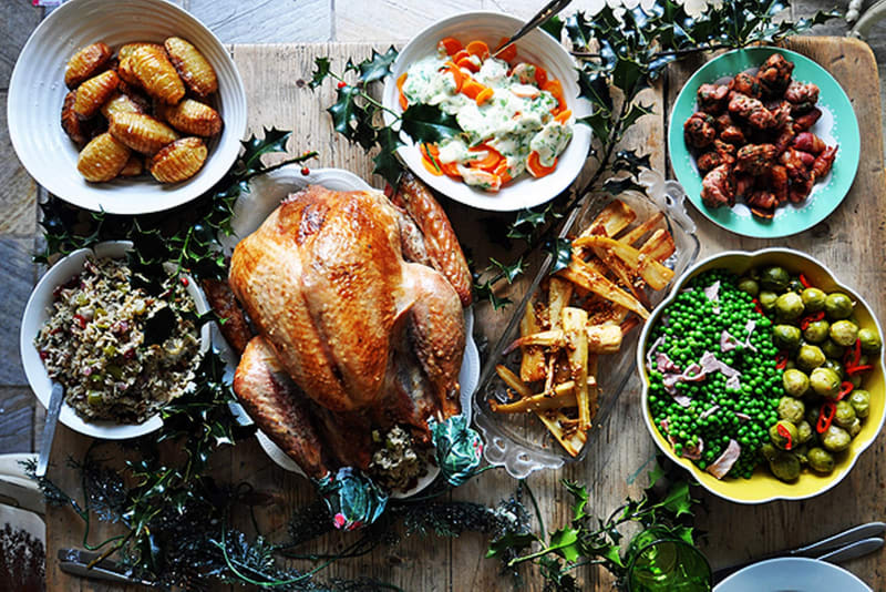 CALLING ALL BRITS: It's Sunday Roast Time