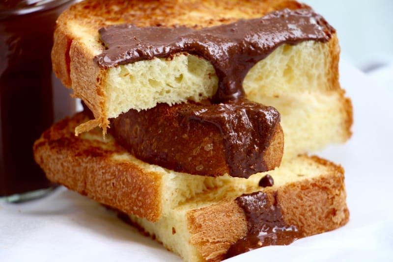 RECIPE: Homemade Nutella