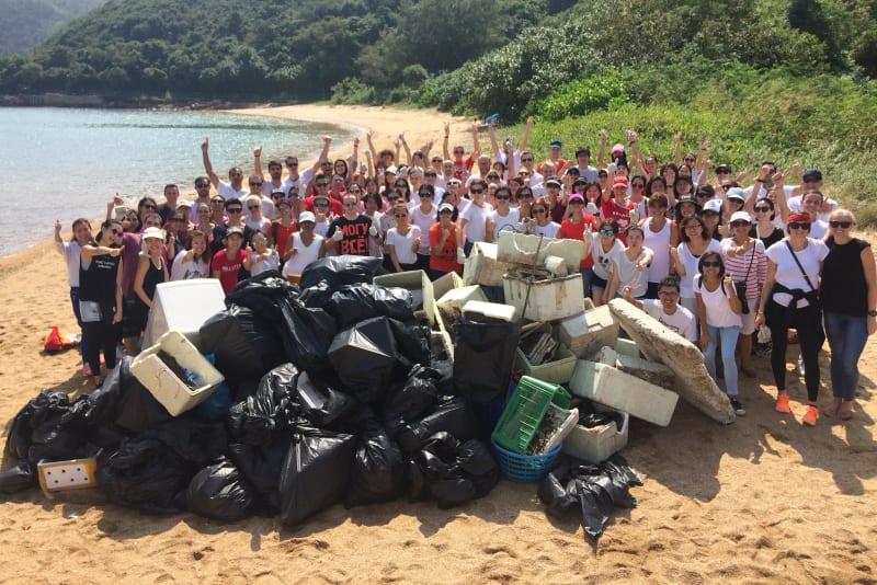 International Coastal Cleanup 2016