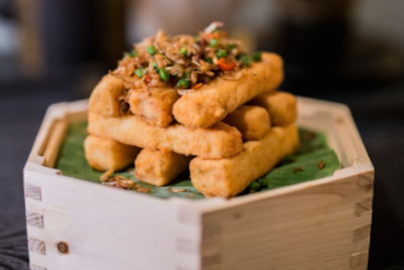 Restaurant Review: Dim Sum Library