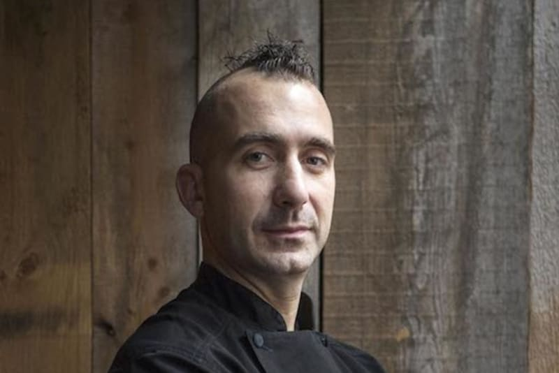Marc Forgione Pop-Up at Lily & Bloom