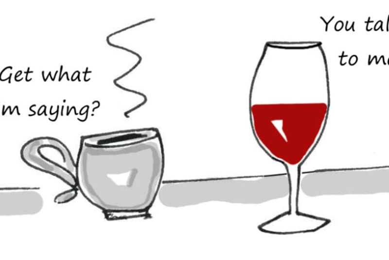 Rewriting Wine 101: From Coffee to Wine
