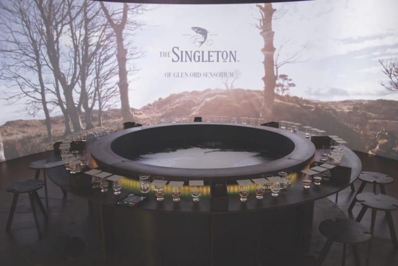 "The Singleton of Glen Ord ""Sensorium"" Debuts at Taste of Hong Kong 2018"