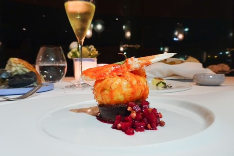Restaurant Review: The Ocean by Olivier Bellin