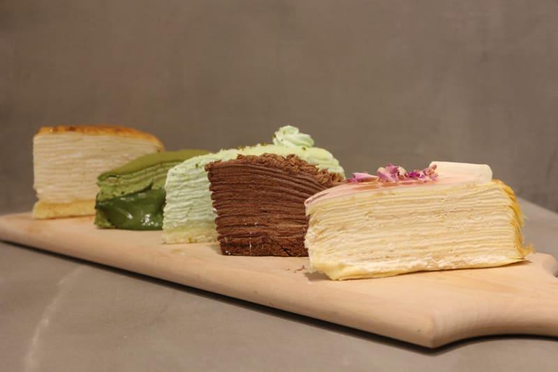 Food War: Battle of the Crêpe Cakes