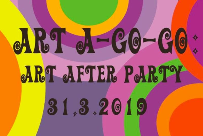Art A-Go-Go: Art After-Party