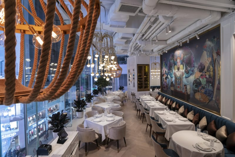 New Restaurant: Estiatorio KEIA
