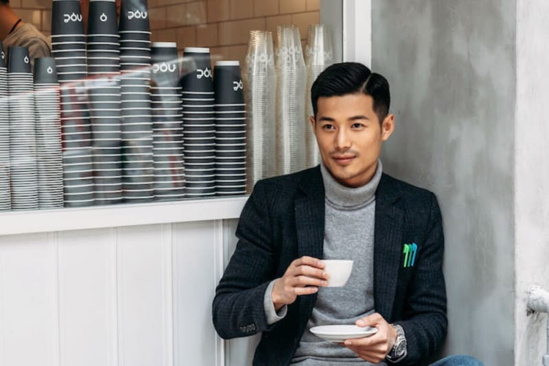 NOC Founder, Benny Leung, on his Formula for Coffee Excellence