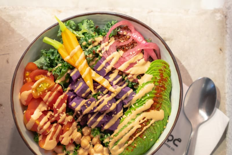 New Brunch Dish Alert: NOC's Vegan Buddha Bowl