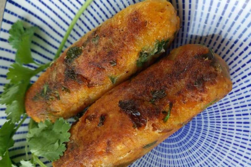 Ramadan Recipe: Sweet Potato Kebabs
