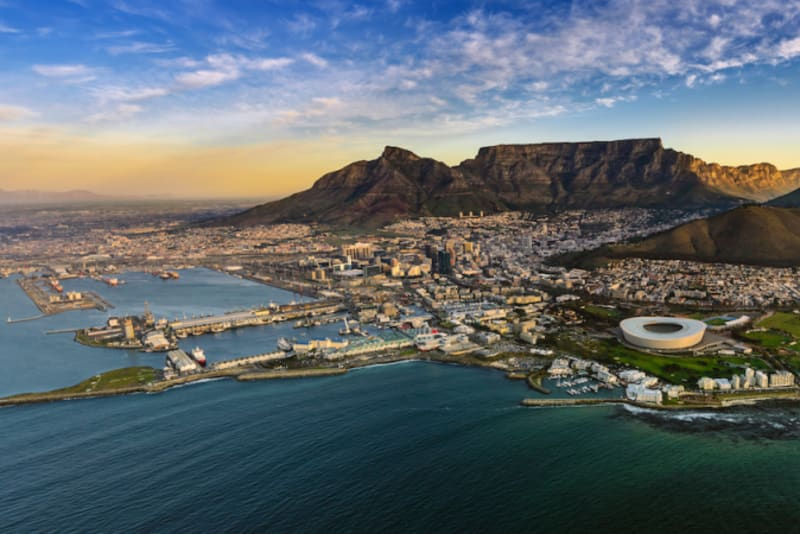 An Action-Packed April for South Africa and its Wine