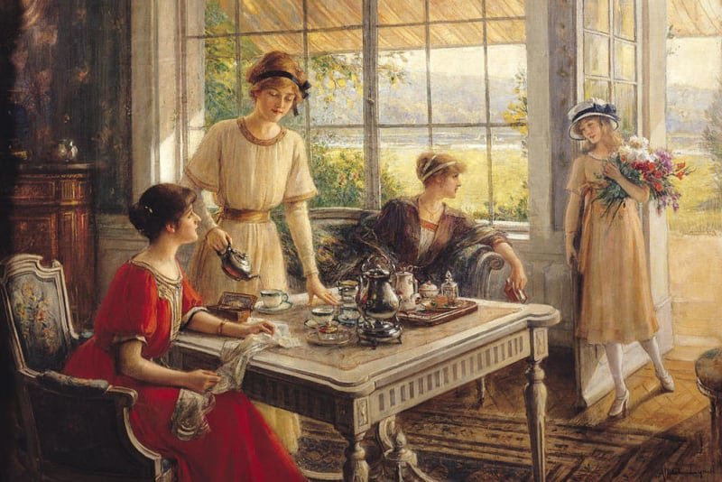 Afternoon Tea: How It All Began