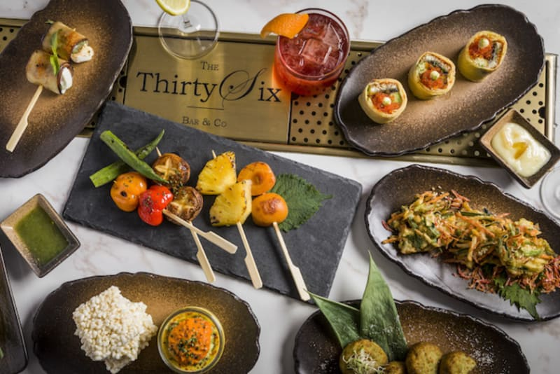 Happy Hour at The ThirtySix Bar & Co
