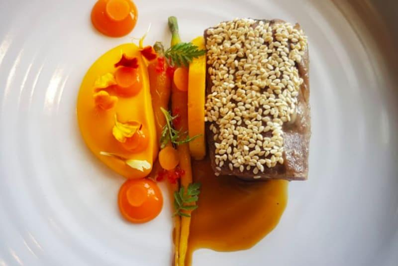 The World's Best Lamb at HK's Best Restaurant
