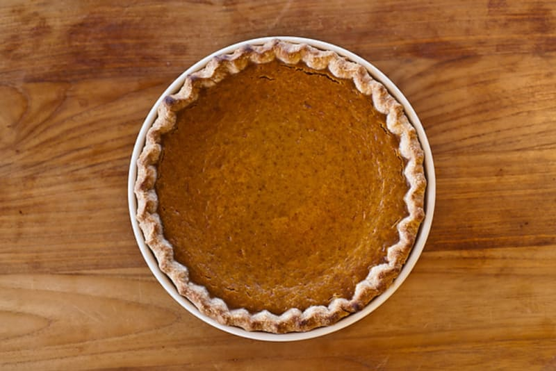 High Time for Pie Time