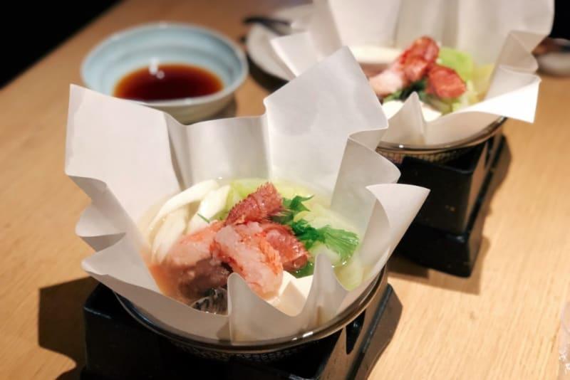 Seasonal Crab Kaiseki at Ta-ke