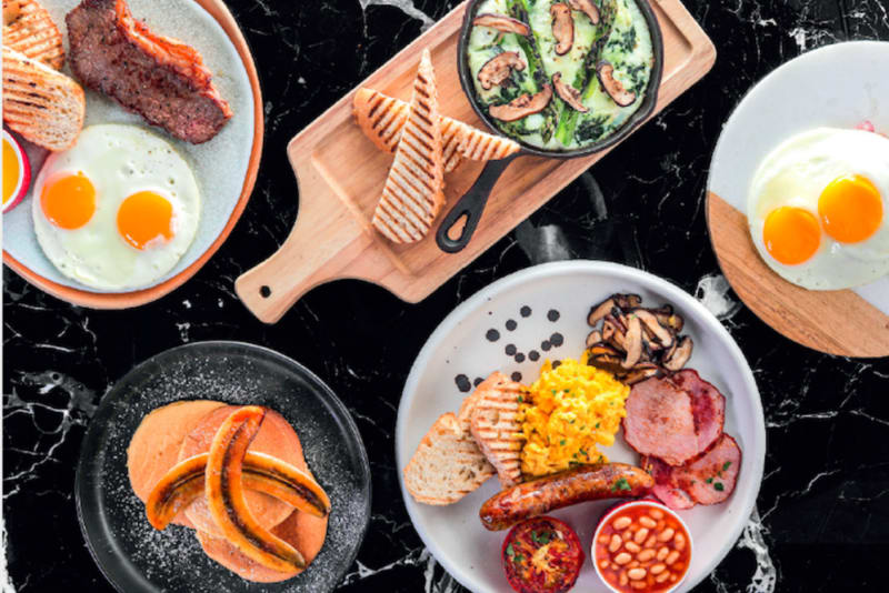 The Best All-Day Breakfasts in Hong Kong